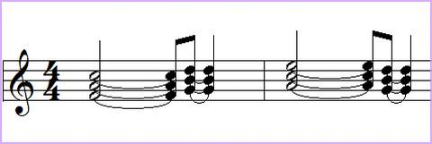 The ChainsmokersもCloserで使っているシンプル和音・『ドミナントが ...